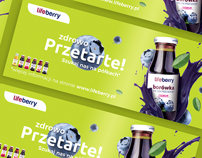Billboard lifeberry