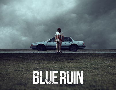 Blue Ruin | Alternative Movie Poster