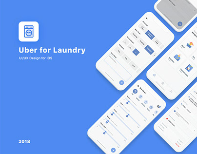 Uber for On-Demand Laundry