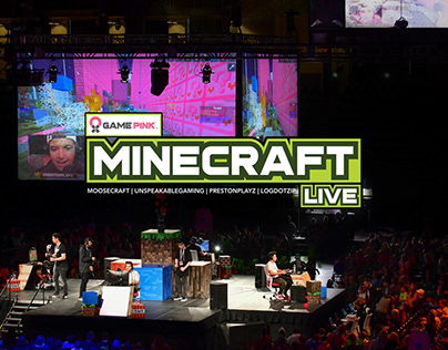Event Branding   Minecraft Live