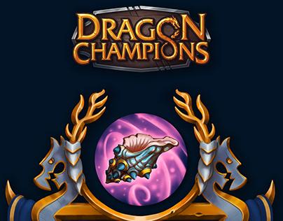 Артефакты для Dragon Champions
