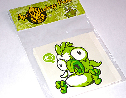 Apo stickers pack 2018