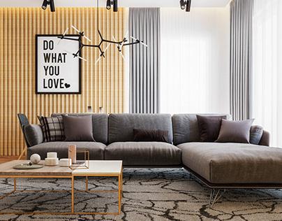 Minimal Living Area