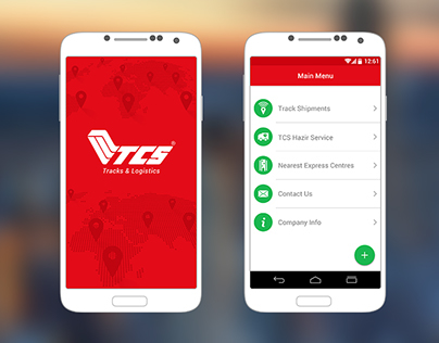 TCS Android App