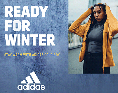 ready for winter - ADIDAS COLD.RDY