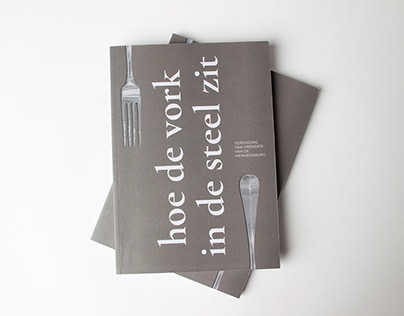 How the fork is in the handle