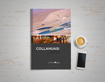 Collahuasi - Reporte Anual Huella de Carbono.