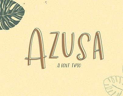 Azusa Sans Trio
