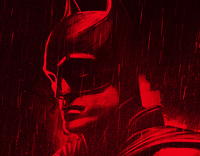 THE BATMAN | POSTER ART
