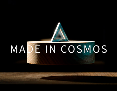 MADE IN COSMOS — redesign concept