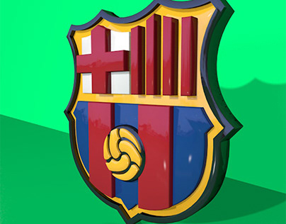 3D Sport Logos