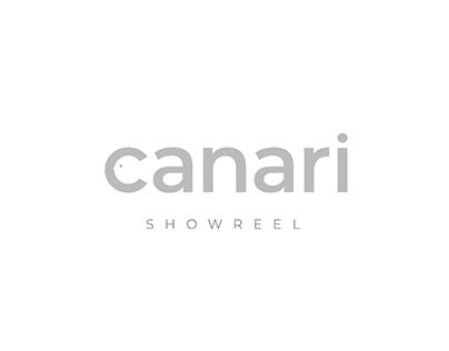 Showreel Canari