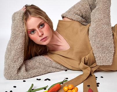 Veggie Mood / Kluid Magazine by Diego Valdivia