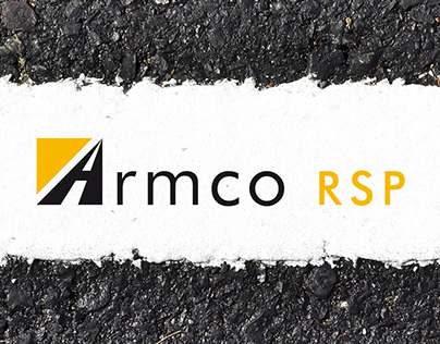 Armco Road Safety Products Logo Design