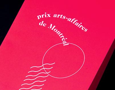 Prix arts-affaires