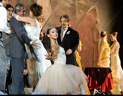 Valentina Escobar coreografa de La Traviata Estate 2019