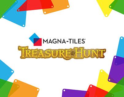Magna-Tiles: Treasure Hunt