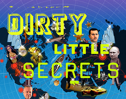 DIRTY LITTLE SECRETS POSTER