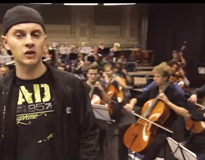 Music Production for German Rap Artist Dissziplin