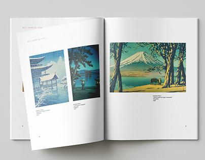 Diseño Editorial Catalogo de exposición