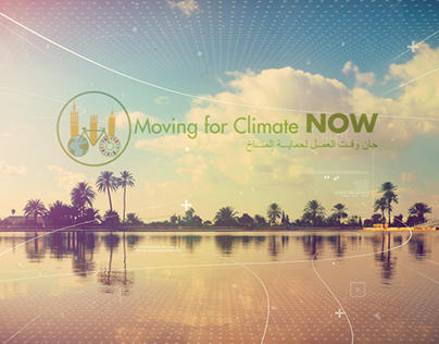 MOVING FOR CLIMATE NOW