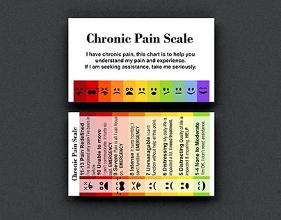 Chronic Pain Explanation Cards