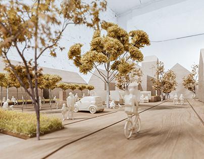 Breitenholz   a digital urban-planning scale model