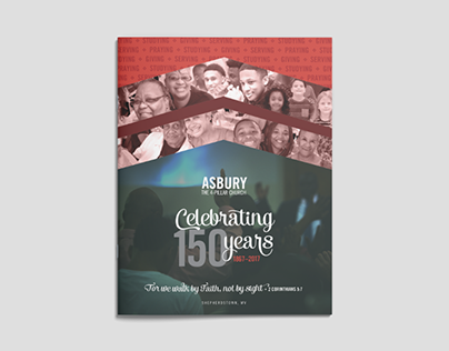 Asbury • The 4-Pillar Church • Celebrating 150 Years
