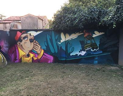 Arcella - Padova 2018