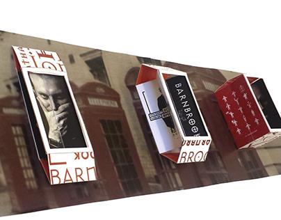 Jonathan Barnbrook Banner