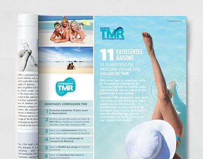 Véro magazine - TMR