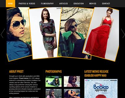 Preet Kamal Actress