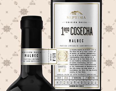 Septima 1era Cosecha • Bodega Septima