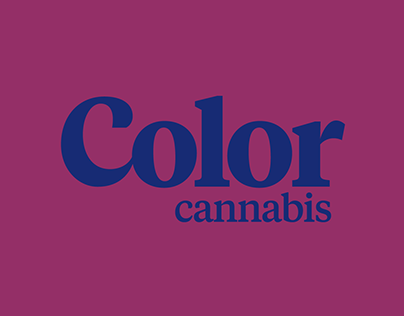 Color Cannabis Identity