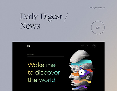 Daily Digest ´Master mind´ 99+ Days in the lab