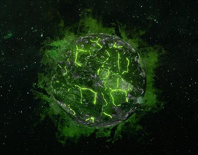 Extinct Humanity - Adobe Photoshop CC