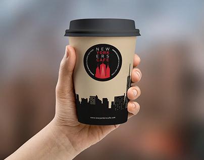 NEWYORKERS CAFE: Branding, Packaging, Editorial