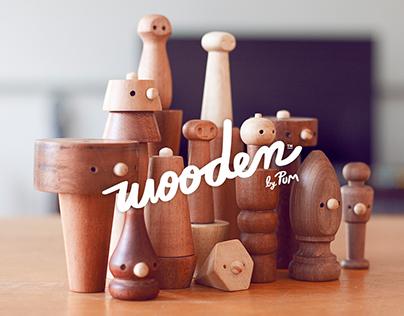 Wooden by Pum