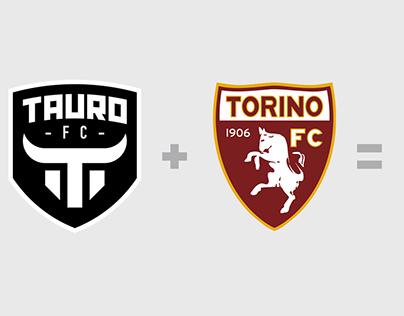 Torino Mashup Redesign Logo