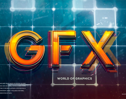 GFX title design-Illustrator
