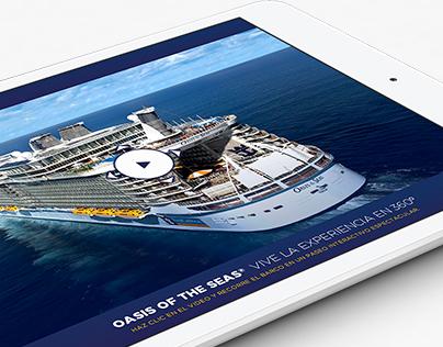 Royal Caribbean Spain / 360º Experience for iPad