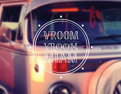 VroomVroom MIAM