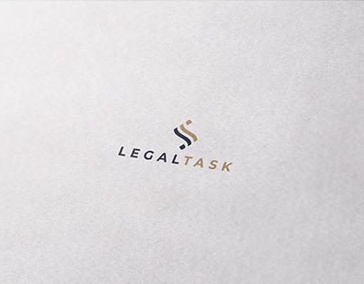 LEGAL TASK CONCEPT LOGOS