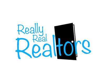 Really Real Realtors | Logo animation