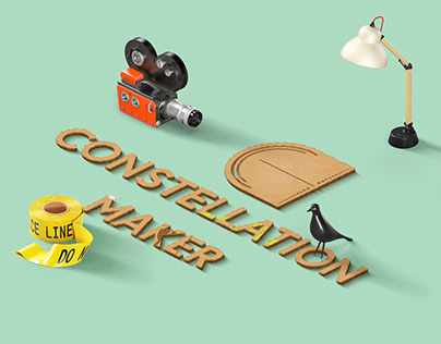 Product Design: the constellation maker