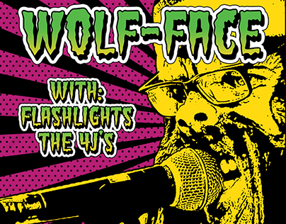 Wolf-Face Flyer, 2016