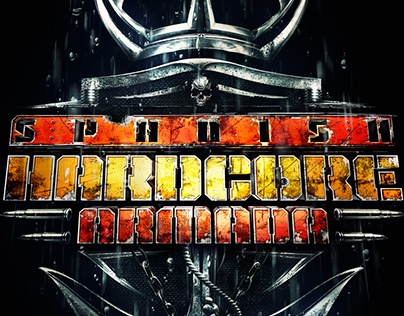 Spanish Hardcore Armada | Logo & Artwork
