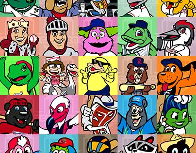 Brandiose Mascots