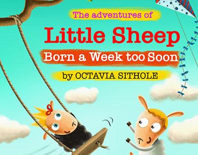Little Sheep Born a Week too Soon
