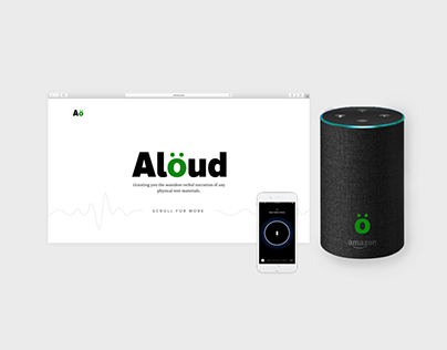 Aloud — DeltaHacks 2018